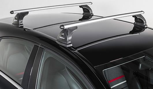 Barres de toit sur mesure – véhicules particuliers