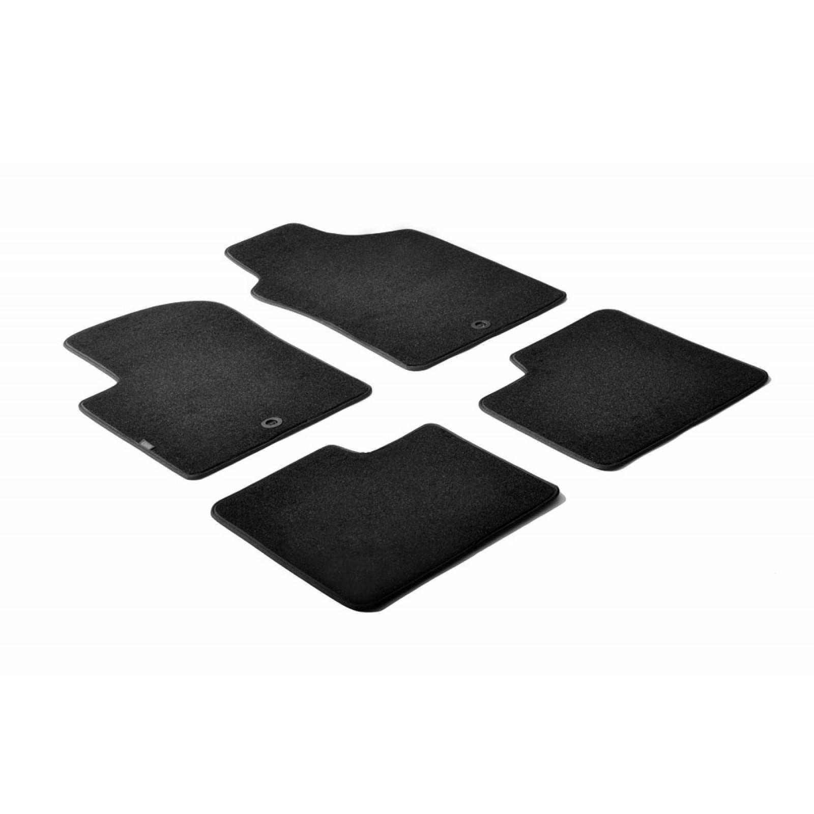 tapis en textile pour fiat 500. Black Bedroom Furniture Sets. Home Design Ideas