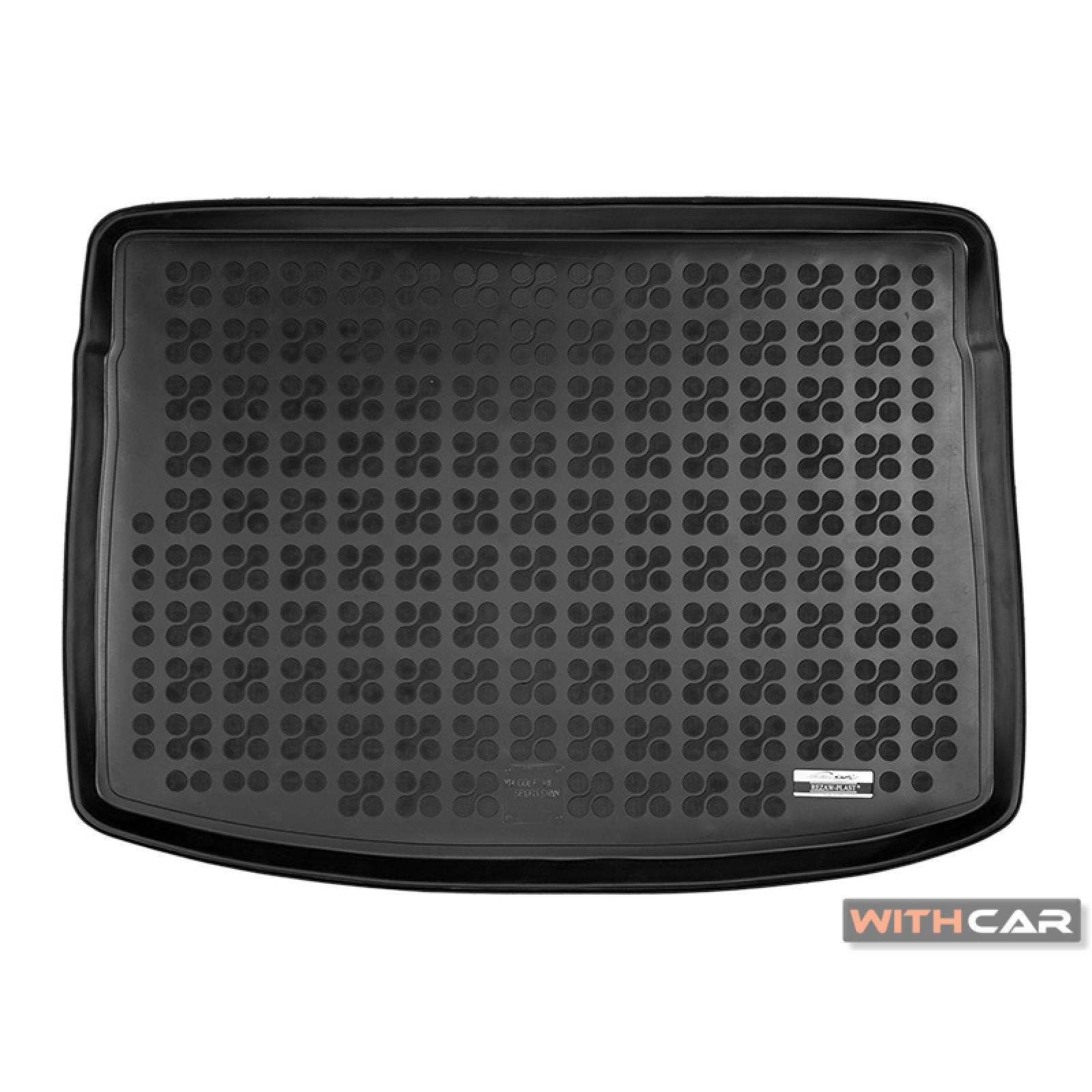 bac de coffre pour volkswagen golf 7 sportsvan sol inf rieur. Black Bedroom Furniture Sets. Home Design Ideas
