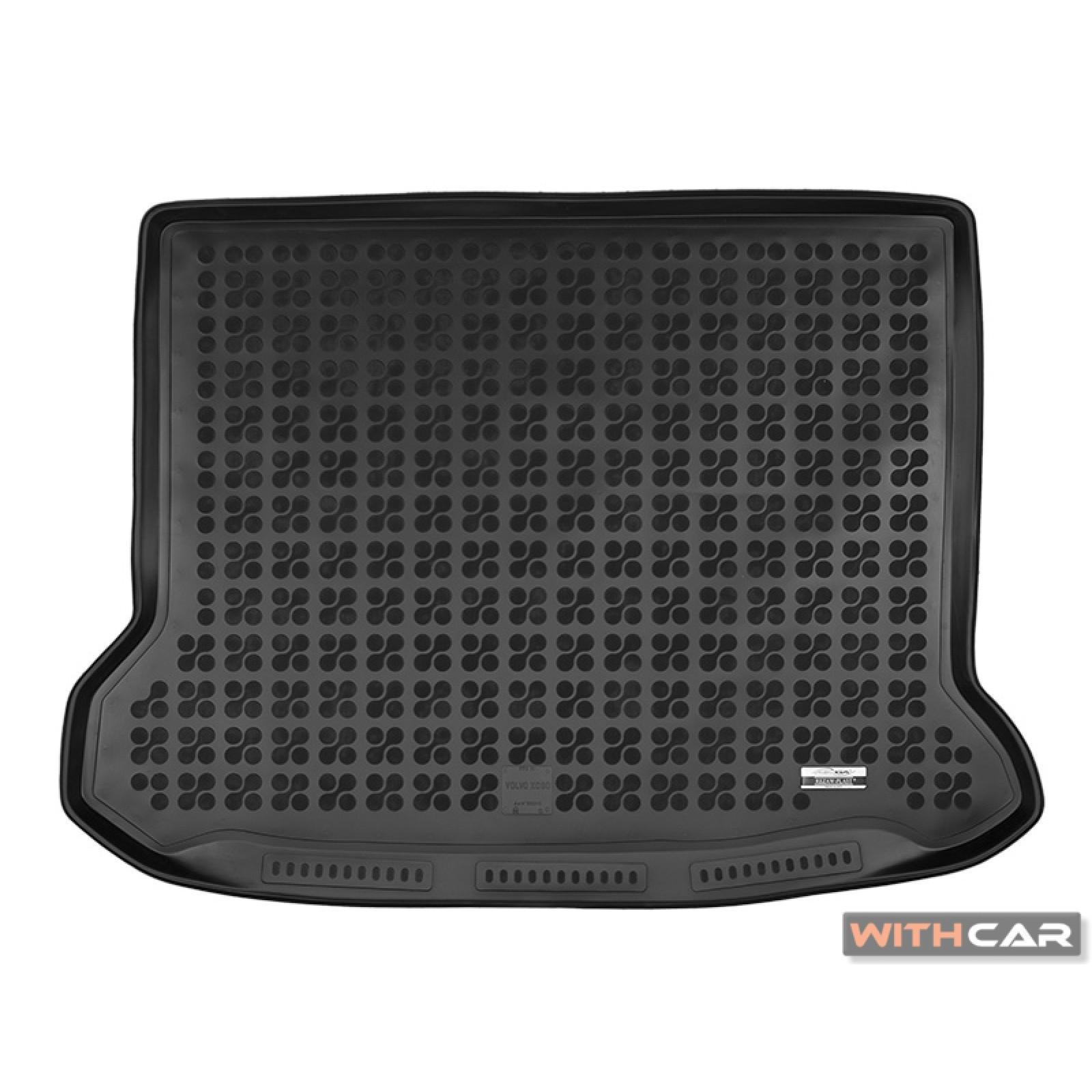 bac de coffre pour volvo xc60 volvo bacs de coffre sur mesure offre sur mesure. Black Bedroom Furniture Sets. Home Design Ideas