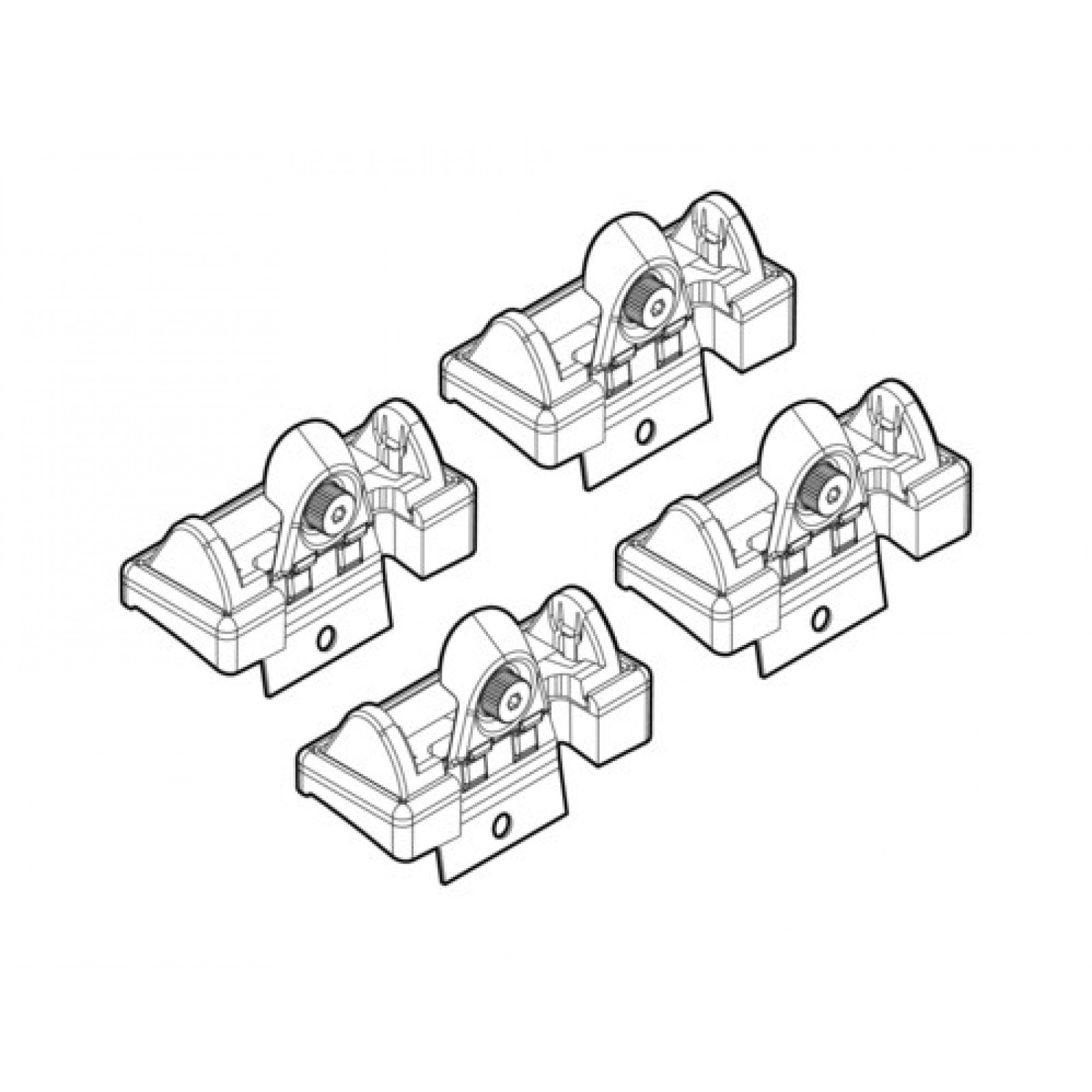 barres de toit pour renault clio 5 portes. Black Bedroom Furniture Sets. Home Design Ideas