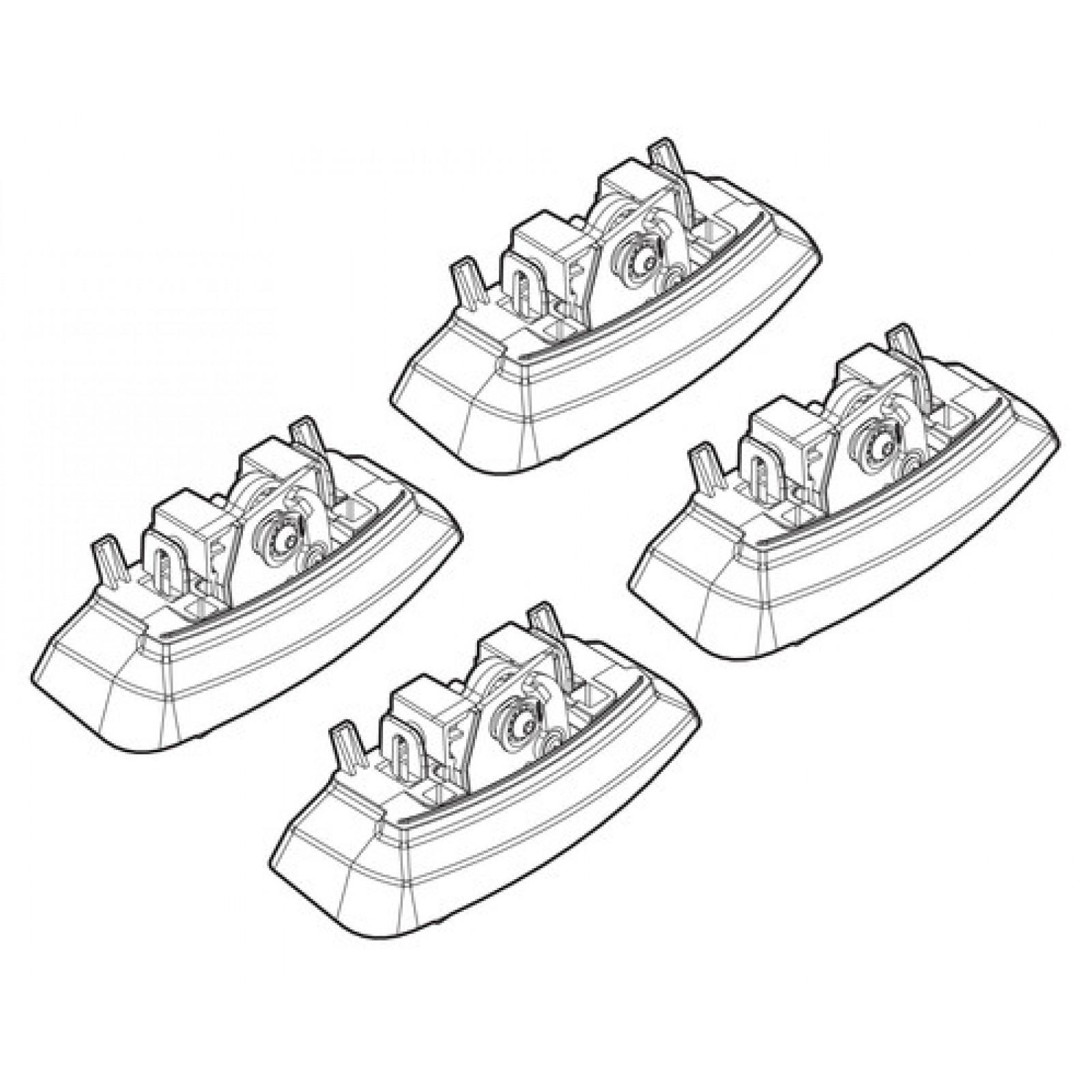 barres de toit pour opel meriva. Black Bedroom Furniture Sets. Home Design Ideas