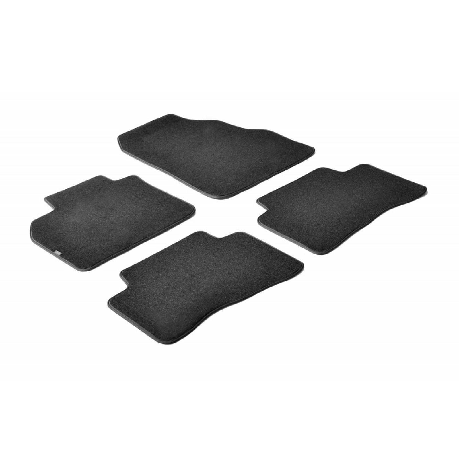 tapis en textile pour renault scenic. Black Bedroom Furniture Sets. Home Design Ideas