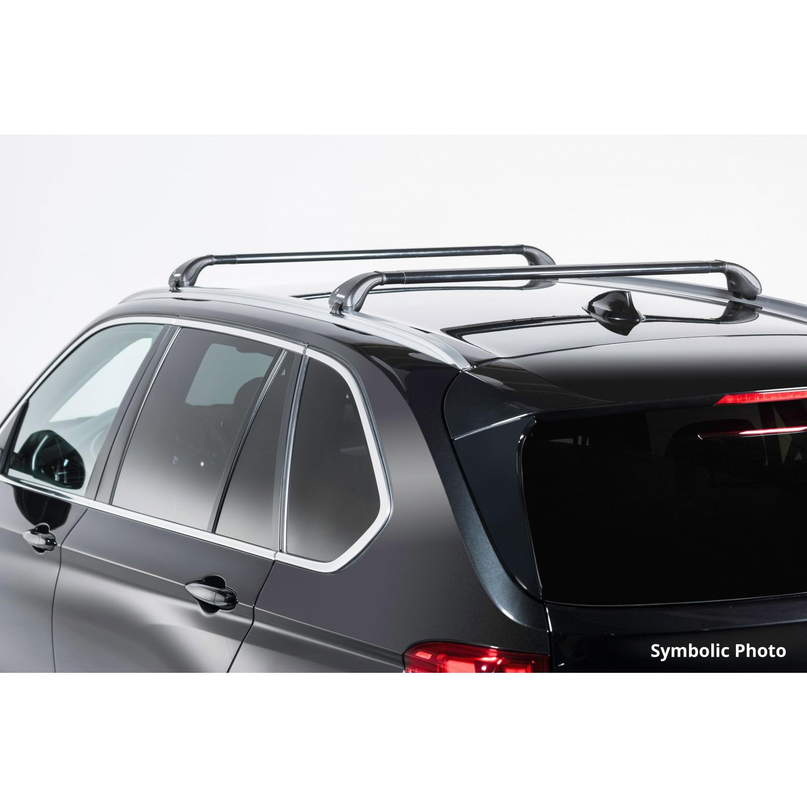 barres de toit en acier pour ford focus wagon. Black Bedroom Furniture Sets. Home Design Ideas