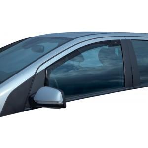 Déflecteurs d'air pour Fiat FULLBACK CabDupla