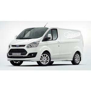 Déflecteurs d'air pour Ford Tourneo Connect court
