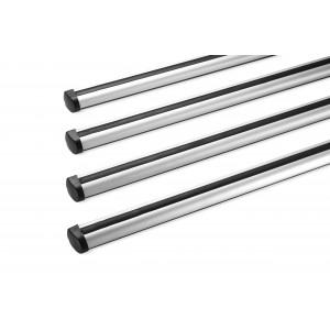 Barres de toit pour Opel Vivaro/4 barres-180cm