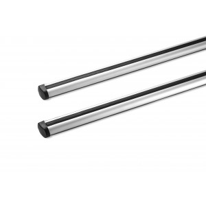Barres de toit pour Peugeot Expert/2 barres-150cm