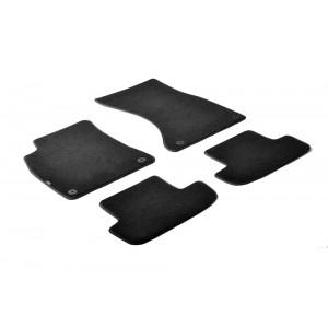 Tapis en textile pour Audi A5 Coupé