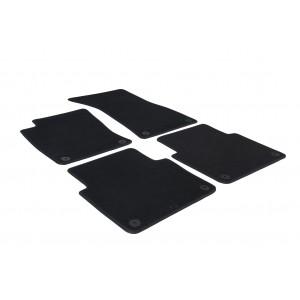 Tapis en textile pour Audi A8
