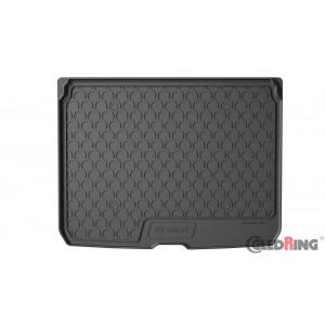 Tapis de coffre en caoutchouc pour Audi Q2 (sol élevé variable/5 portes)