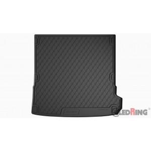 Tapis de coffre en caoutchouc pour Audi Q7 (4M/5 sieges)