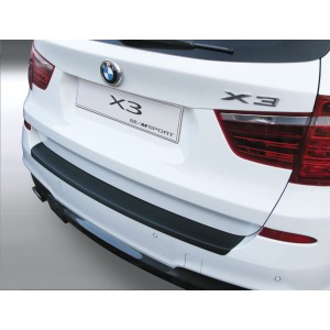Protection de pare-chocs Bmw X3 F25 'M' SPORT/SE