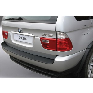 Protection de pare-chocs Bmw X5 E53 1