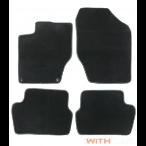 Tapis en textile pour Citroen C4/DS4