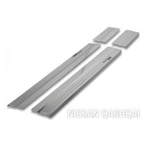 Protection des seuils de portes pour Nissan Qashqai