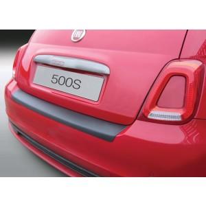 Protection de pare-chocs Fiat 500C/500S