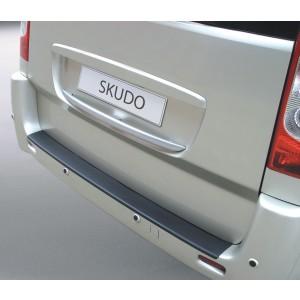 Protection de pare-chocs Fiat Scudo