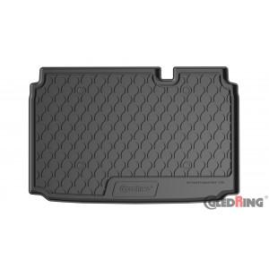 Tapis de coffre en caoutchouc pour Ford Eco Sport