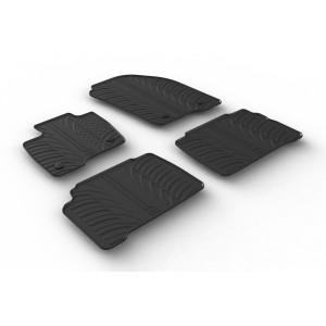 Tapis en caoutchouc pour Ford S-max/Galaxy