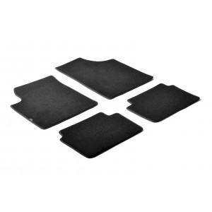 Tapis en textile pour Hyundai I10