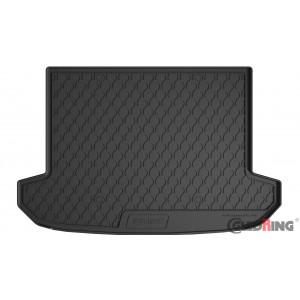 Tapis de coffre en caoutchouc pour Kia Sportage FL (sol élevé variable)