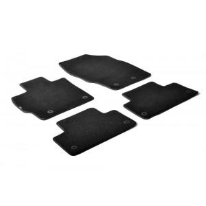 Tapis en textile pour Mazda CX-7 Essence