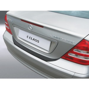 Protection de pare-chocs Mercedes Classe C W203 4 portes