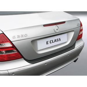Protection de pare-chocs Mercedes Classe E W211 4 portes SALOON