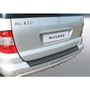 Protection de pare-chocs Mercedes ML W163 4X4