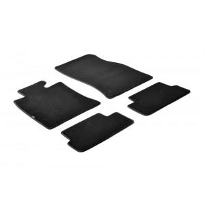 Tapis en textile pour Mini Cooper