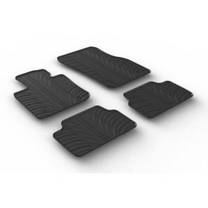 Tapis en caoutchouc pour Mini One (5 portes)