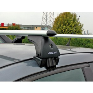 Barres de toit pour Ford Fiesta (3 portes)