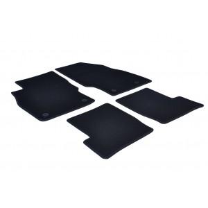 Tapis en textile pour Opel Adam