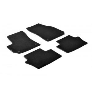 Tapis en textile pour Opel Zafira B