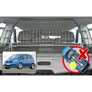 Grille de séparation pour Opel Zafira (Sans toit)