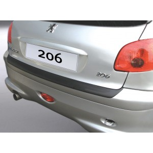 Protection de pare-chocs Peugeot 206/206 CC (non PLUS)