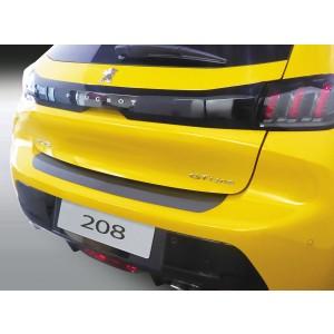 Protection de pare-chocs Peugeot 208 5 portes