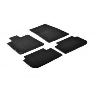 Tapis en textile pour Peugeot 407 SW