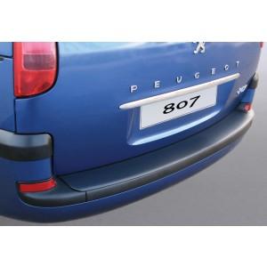 Protection de pare-chocs Peugeot 807