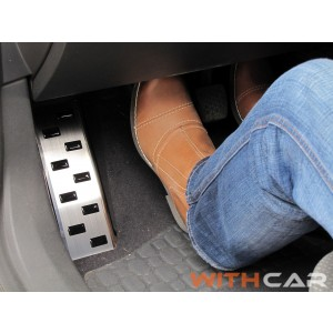 Repose-pied pour le pied gauche Toyota YARIS III 2FL 5D