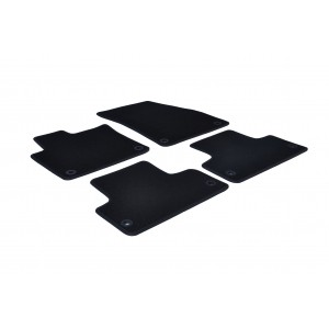 Tapis en textile pour Land Rover Evoque