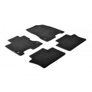 Tapis en textile pour Renault Koleos