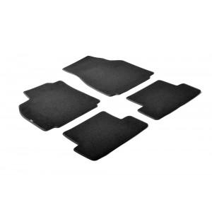 Tapis en textile pour Renault Megane
