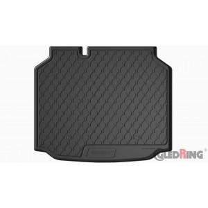 Tapis de coffre en caoutchouc pour Seat Leon (5F/5 portes)
