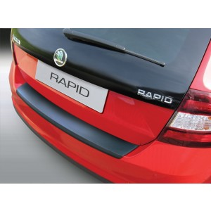 Protection de pare-chocs Skoda RAPID SPACEBACK