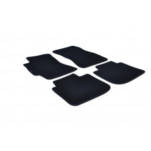 Tapis en textile pour Subaru XV