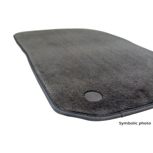 Tapis en textile pour Toyota PRIUS