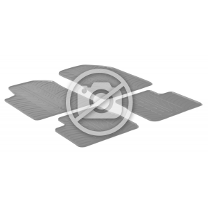 Tapis en textile pour Dacia Dokker
