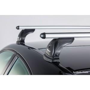 Barres de toit pour Nissan Micra (5 portes)